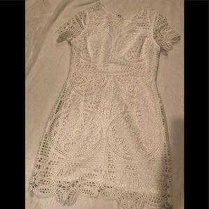 Women's || JOA White Dress